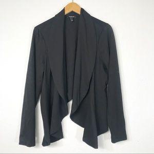 Torrid Open Blazer Style Cardigan with stretch